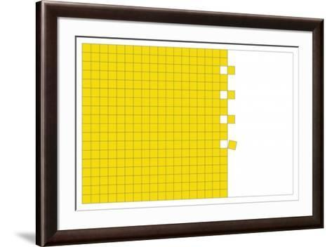 Actakan-Andr? Stempfel-Framed Art Print