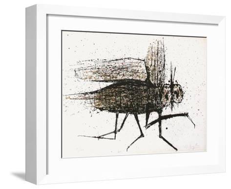 La mouche-Maurice Legendre-Framed Art Print