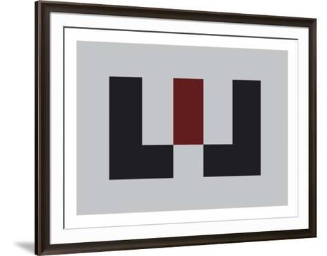 2008 - Sans titre 2-Ian Tyson-Framed Art Print
