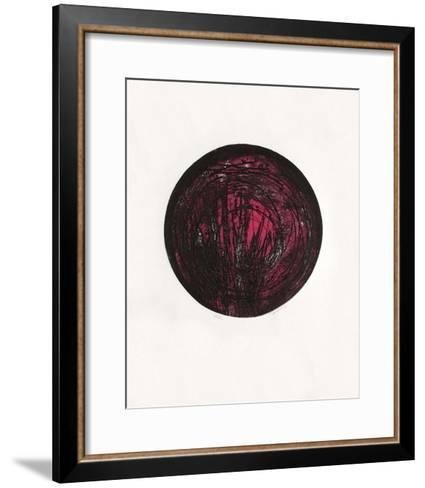 Mati?res Espace I-Terry Haas-Framed Art Print