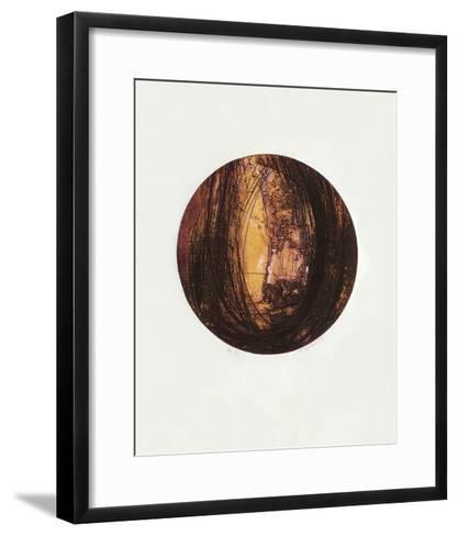 Mati?res Espace IV-Terry Haas-Framed Art Print