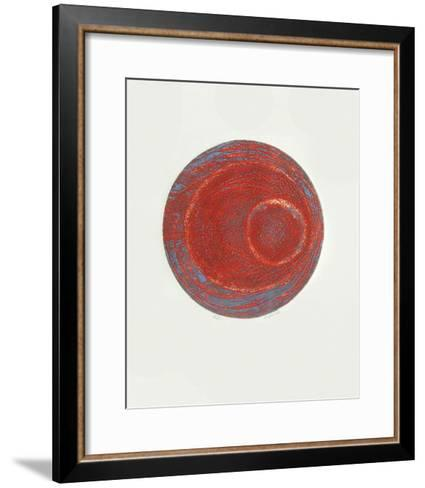 Mati?res Espace V-Terry Haas-Framed Art Print