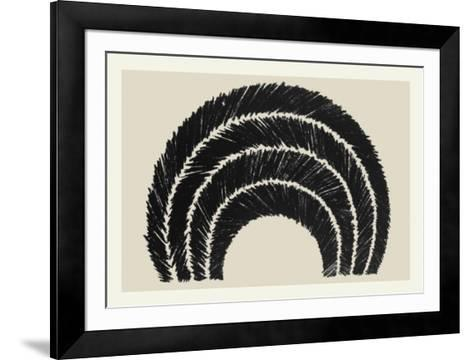 Arche II-Najia Mehadji-Framed Art Print