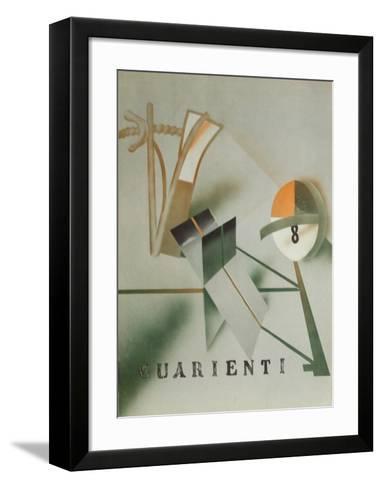 Expo Guarienti-Carlo Guarienti-Framed Art Print
