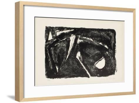 MP 034-Bram van Velde-Framed Art Print