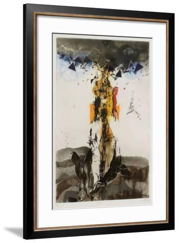Ciel pris-Karl Brandst?tter-Framed Art Print