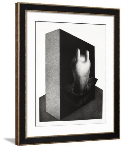 Hommage ? Fossier-Christian Fossier-Framed Art Print