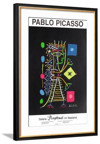 Expo 99 - Galerie Rapha?l im Westend-Pablo Picasso-Framed Art Print