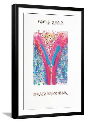 Willi's Wine Bar, 2000-Wayne Ensrud-Framed Art Print