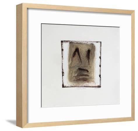 Tres / bos-Alexis Gorodine-Framed Art Print