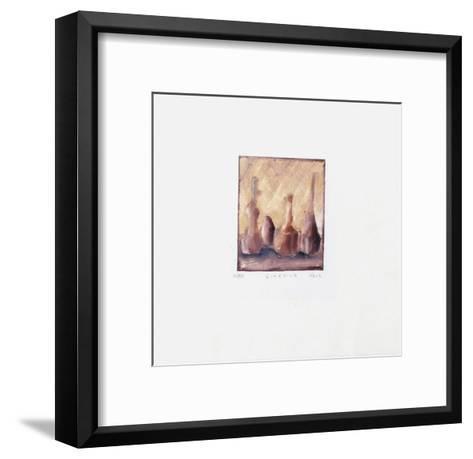 Giorgio II-Lou G^ (Lupita Gorodine)-Framed Art Print