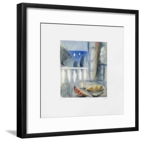 Past?que-Lou G^ (Lupita Gorodine)-Framed Art Print