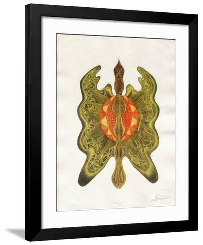 Mirage-Ben Banay-Framed Art Print