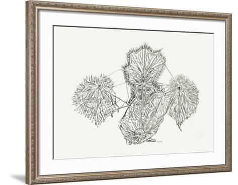 Lied ? Emile Nelligan 3-Jean-Paul Riopelle-Framed Art Print