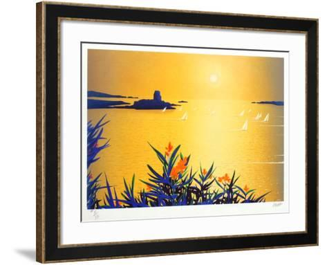 R?gate-Daniel Sciora-Framed Art Print