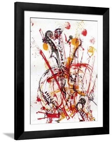 Impressions - Subjectif-Fernandez Arman-Framed Art Print