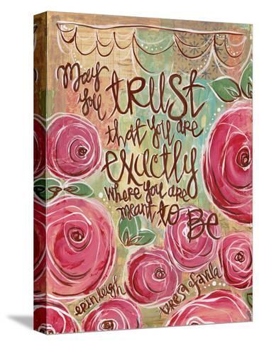 Trust-Erin Butson-Stretched Canvas Print