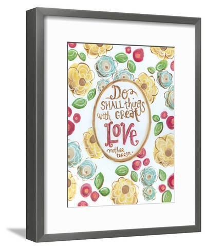 Great Love-Erin Butson-Framed Art Print