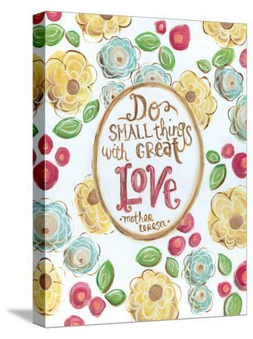 Great Love-Erin Butson-Stretched Canvas Print
