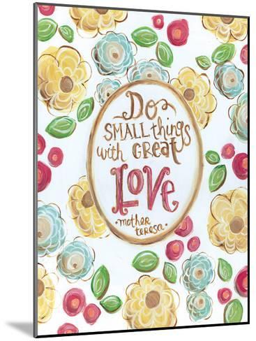 Great Love-Erin Butson-Mounted Art Print