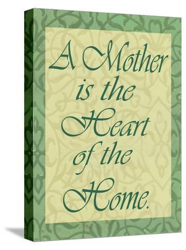Heart of The Home-Smith Haynes-Stretched Canvas Print