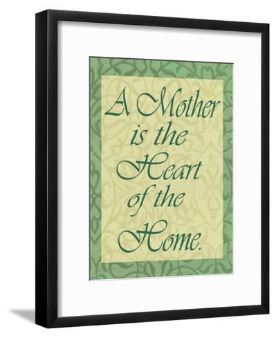 Heart of The Home-Smith Haynes-Framed Art Print