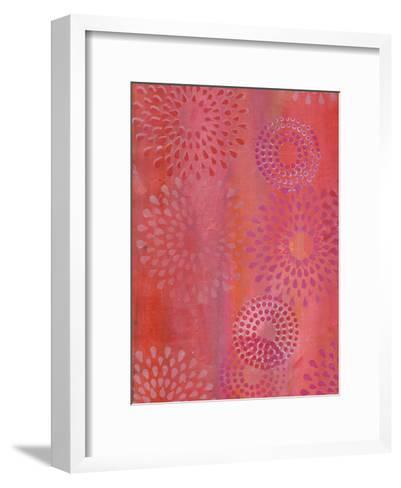 Radiant Burst Kudos 2-Smith Haynes-Framed Art Print