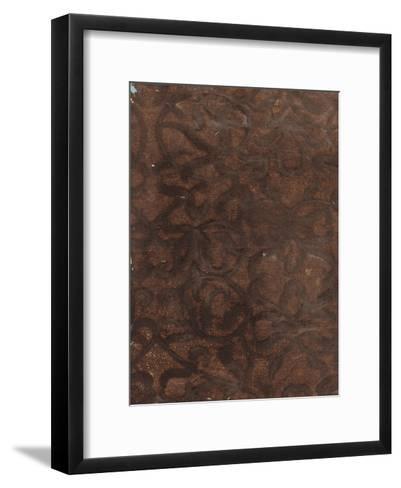 Haynes Paper P-Smith Haynes-Framed Art Print