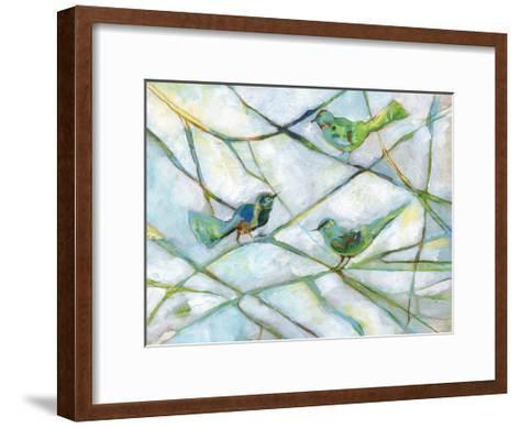 A Little Bird Told Us-Smith Haynes-Framed Art Print
