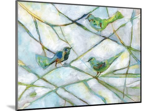 A Little Bird Told Us-Smith Haynes-Mounted Art Print
