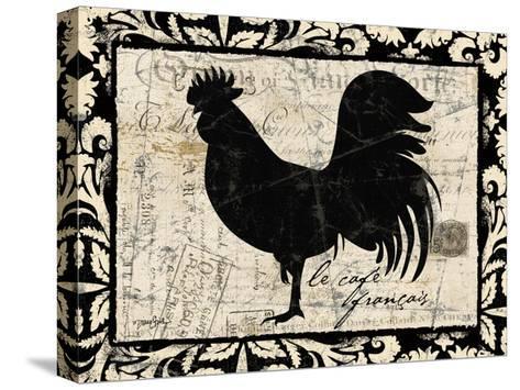 Le Cafe Francais-Diane Stimson-Stretched Canvas Print