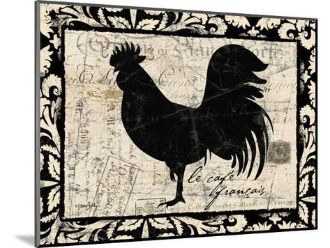 Le Cafe Francais-Diane Stimson-Mounted Art Print