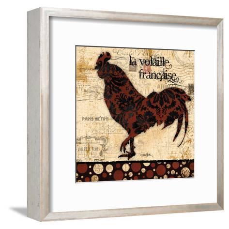 La Volaille Francaise-Diane Stimson-Framed Art Print
