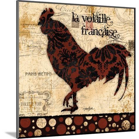 La Volaille Francaise-Diane Stimson-Mounted Art Print