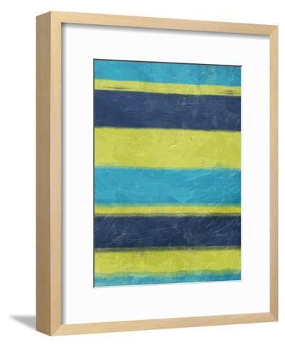 Cool Hues-Jace Grey-Framed Art Print