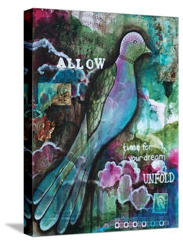 Allow Time-Pam Varacek-Stretched Canvas Print