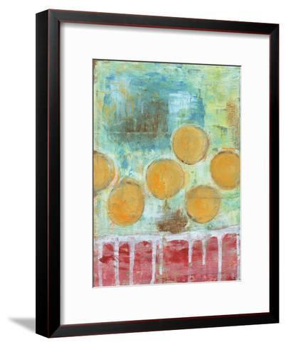 Orange Day 2-Erin Butson-Framed Art Print