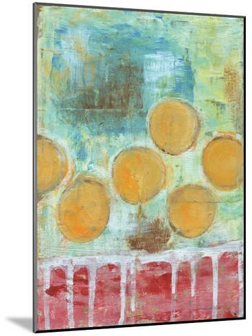 Orange Day 2-Erin Butson-Mounted Art Print
