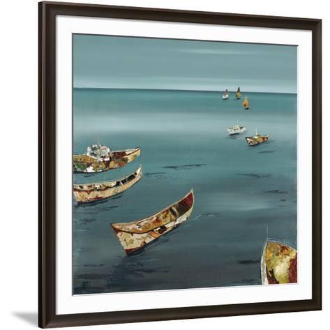 Open Sea-Kelsey Hochstatter-Framed Art Print