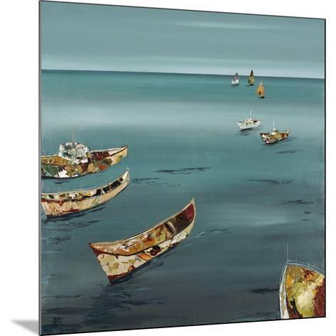 Open Sea-Kelsey Hochstatter-Mounted Art Print