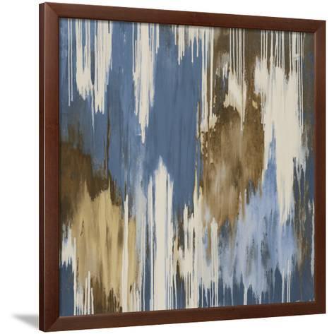 Flame Stitch-Elizabeth Jardine-Framed Art Print