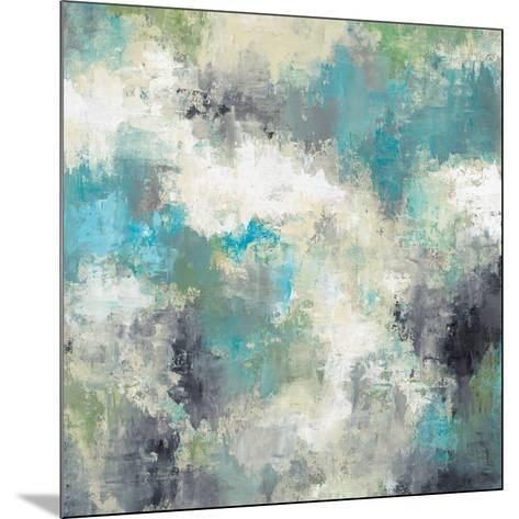 Cloud Layers-Elizabeth Jardine-Mounted Art Print