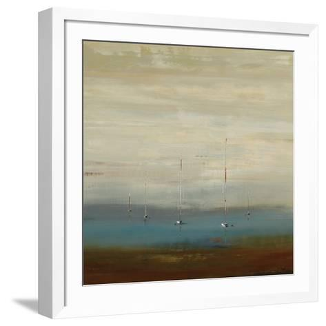 Sailor's Peace-Lisa Ridgers-Framed Art Print