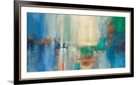 Color Field-Theo Beck-Framed Art Print