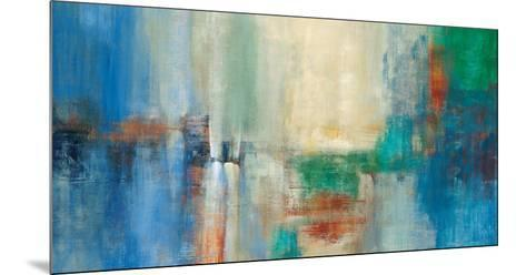 Color Field-Theo Beck-Mounted Art Print