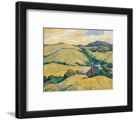 In the Laurentians-H. Mabel May-Framed Art Print