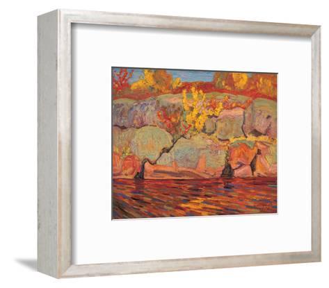Autumn Colours--Framed Art Print