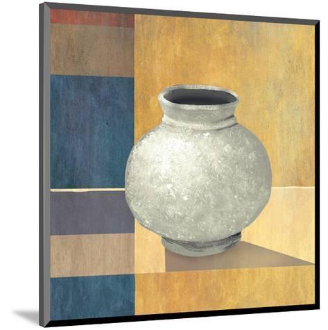 Potter Vase II-Felix Latsch-Mounted Art Print