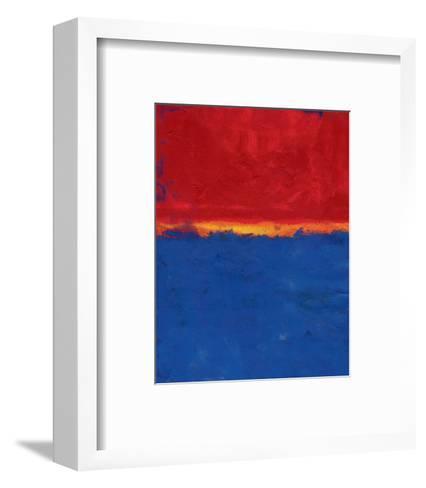 Fugue by Leonardo I-Carmine Thorner-Framed Art Print