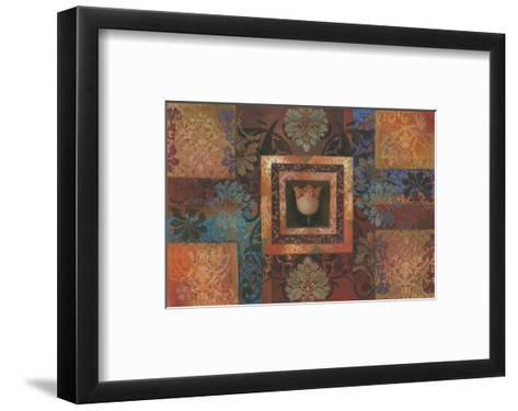 Patterns-Louise Montillio-Framed Art Print